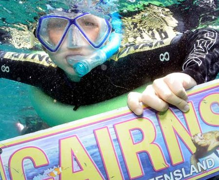 Great Barrier Reef: Cairns For Kids