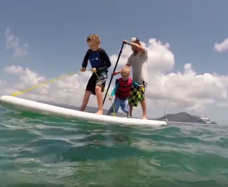 Visiting Fitzroy Island With Kids