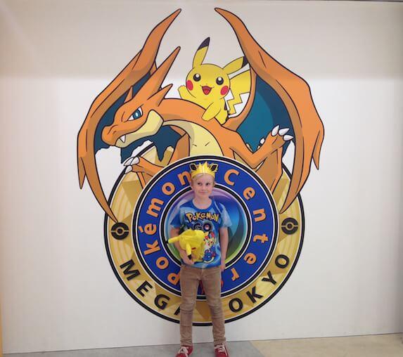 Ikebukuo Pokemon Centre