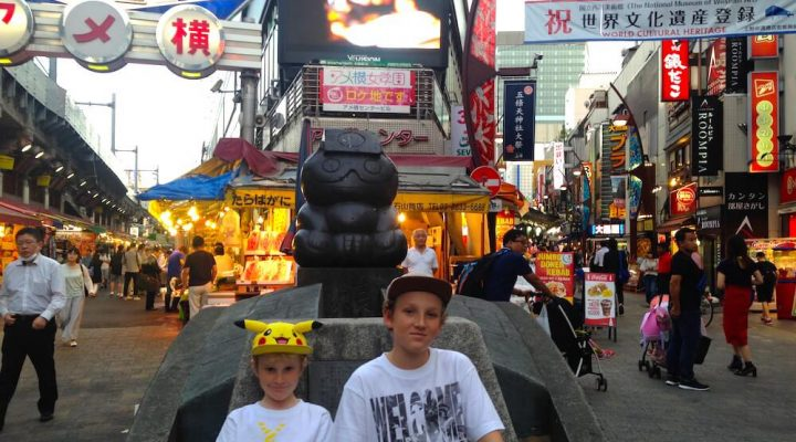 Where To Stay In Tokyo With Kids: A Suburb By Suburb Rundown