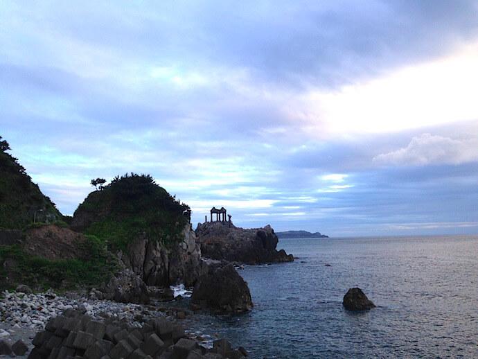Niijima's hot springs