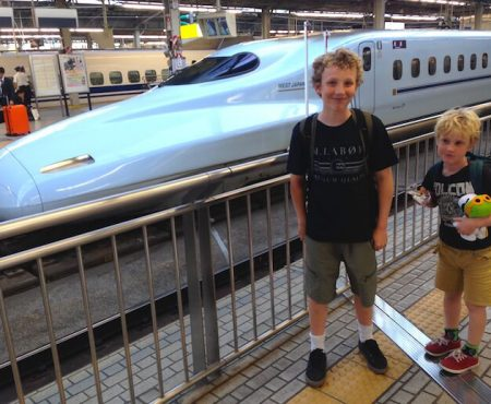 Is The Japan Rail Pass Worth It For Families?