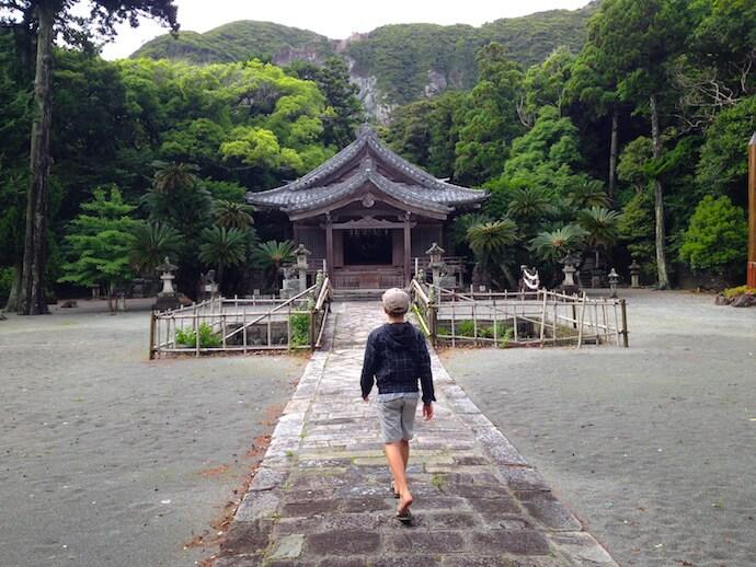 Niijima Temples, Tokyo