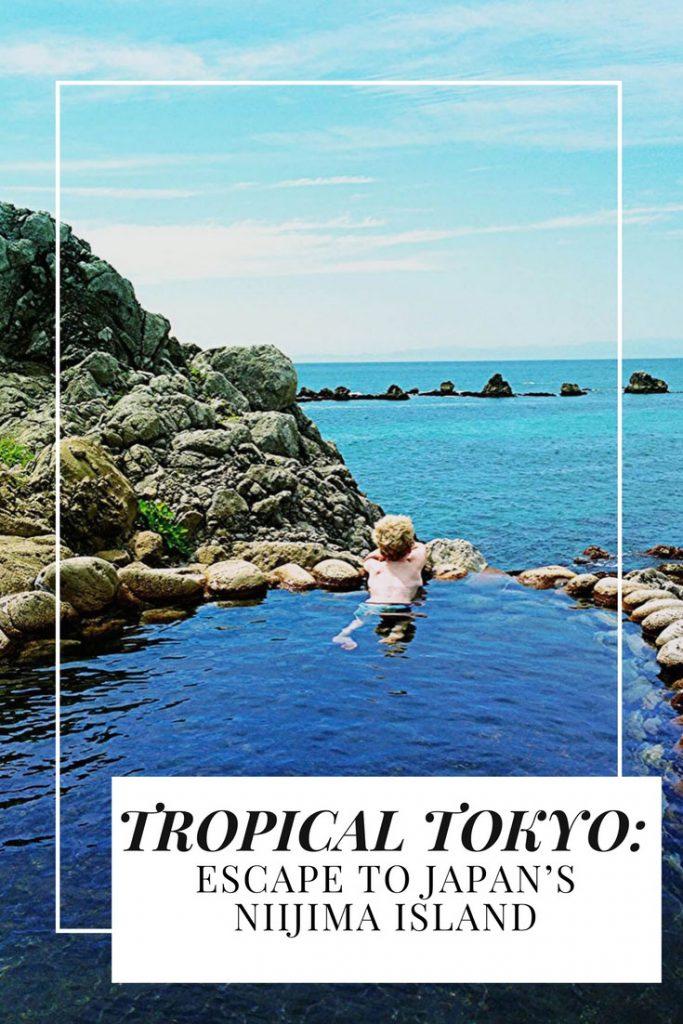 Tropical Tokyo: Japan's Niijima Island